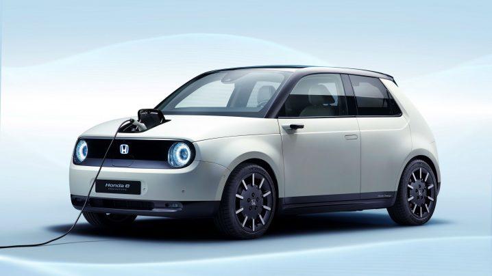 Honda e Platform Release and Battery Details