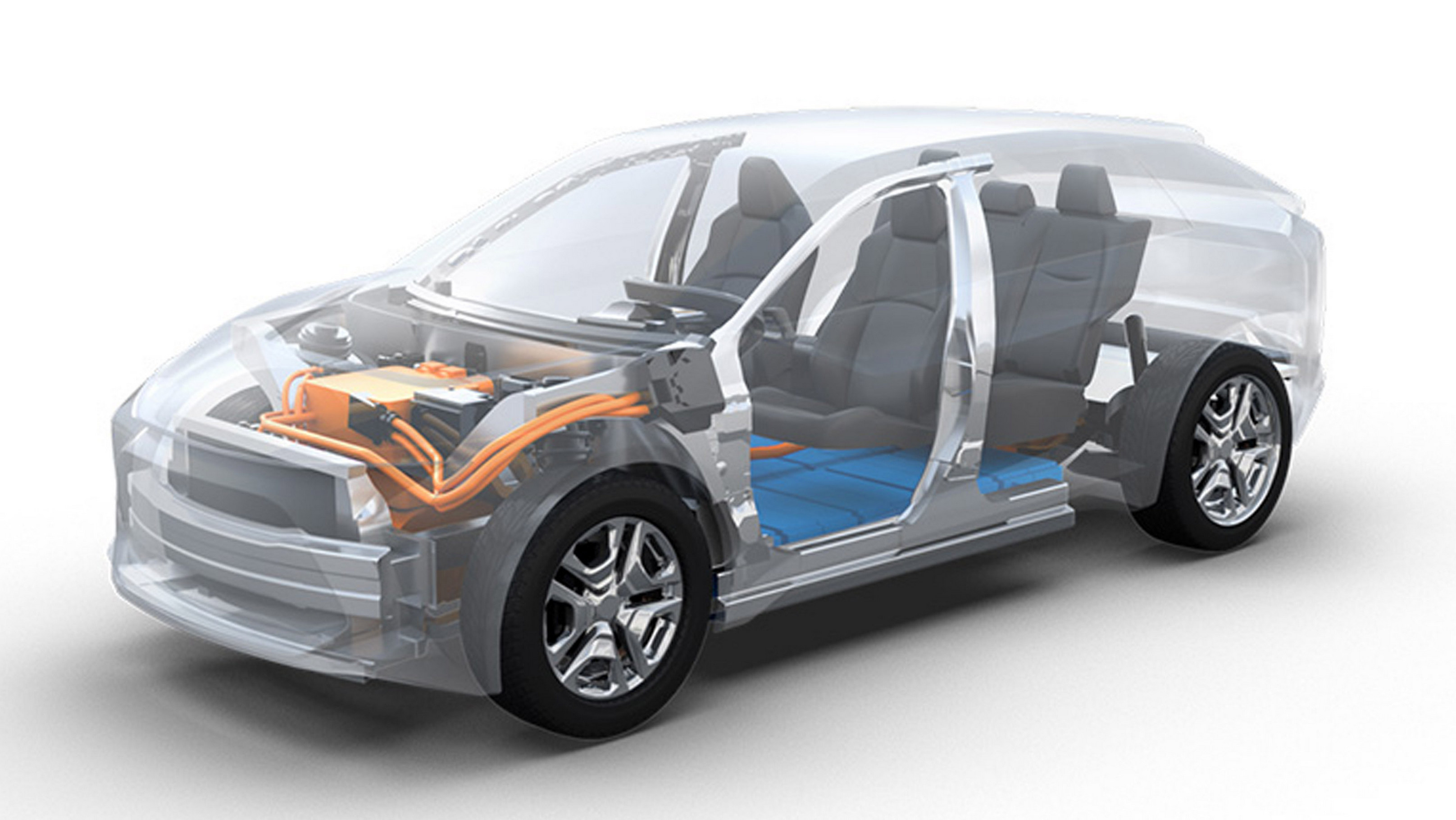 electric vehicle platform