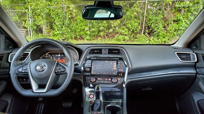 Review 2019 Nissan Maxima Platinum