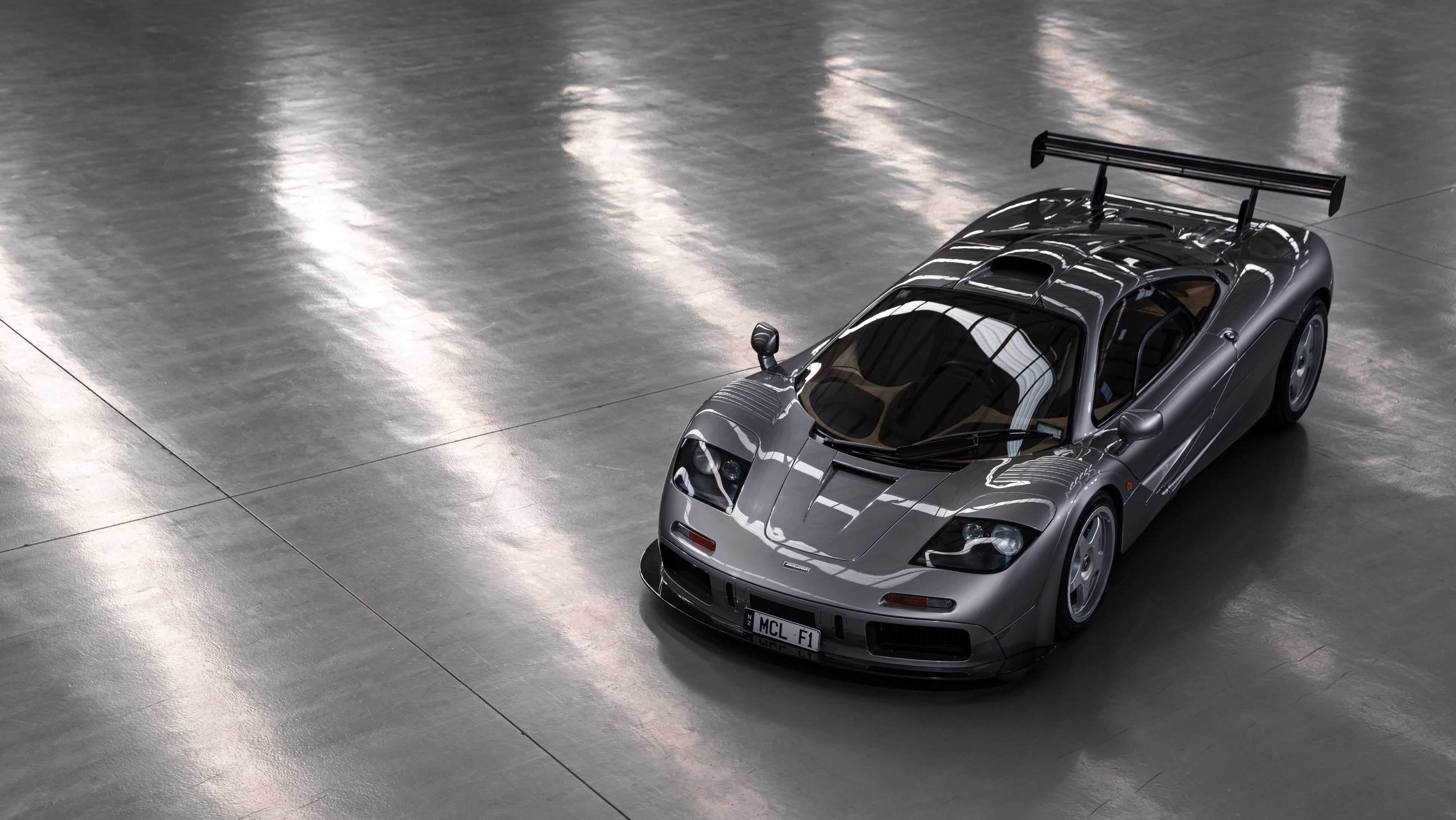 One Of Two Lm Spec Mclaren F1 Conversions Could Be Most Expensive F1