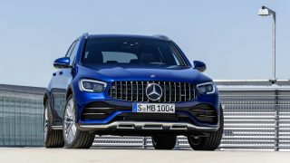 Mercedes-AMG Refreshes GLC 43 Coupe and SUV