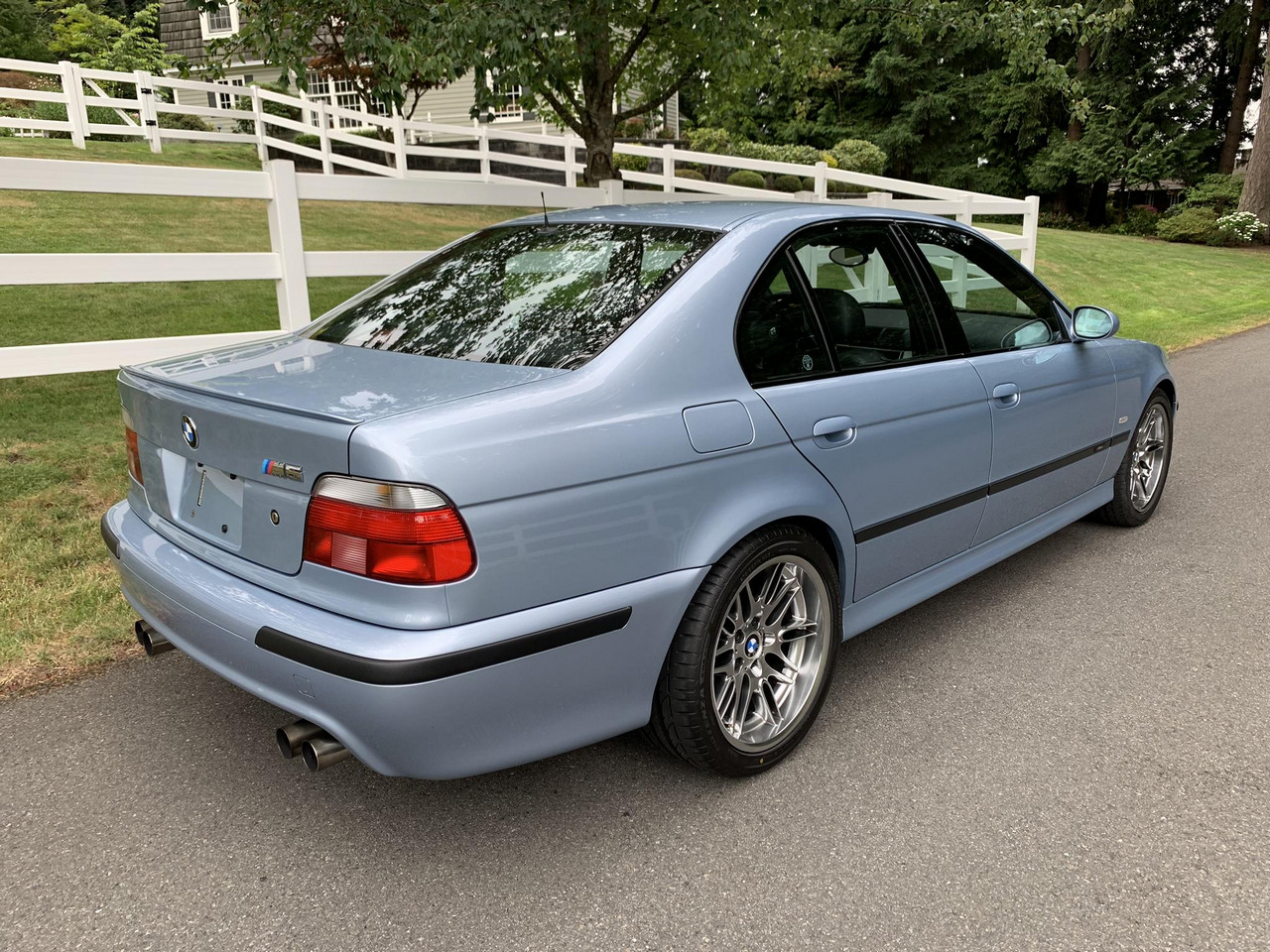 This Nearly New 15k Mile E39 M5 Needs A New Home Wheels Ca