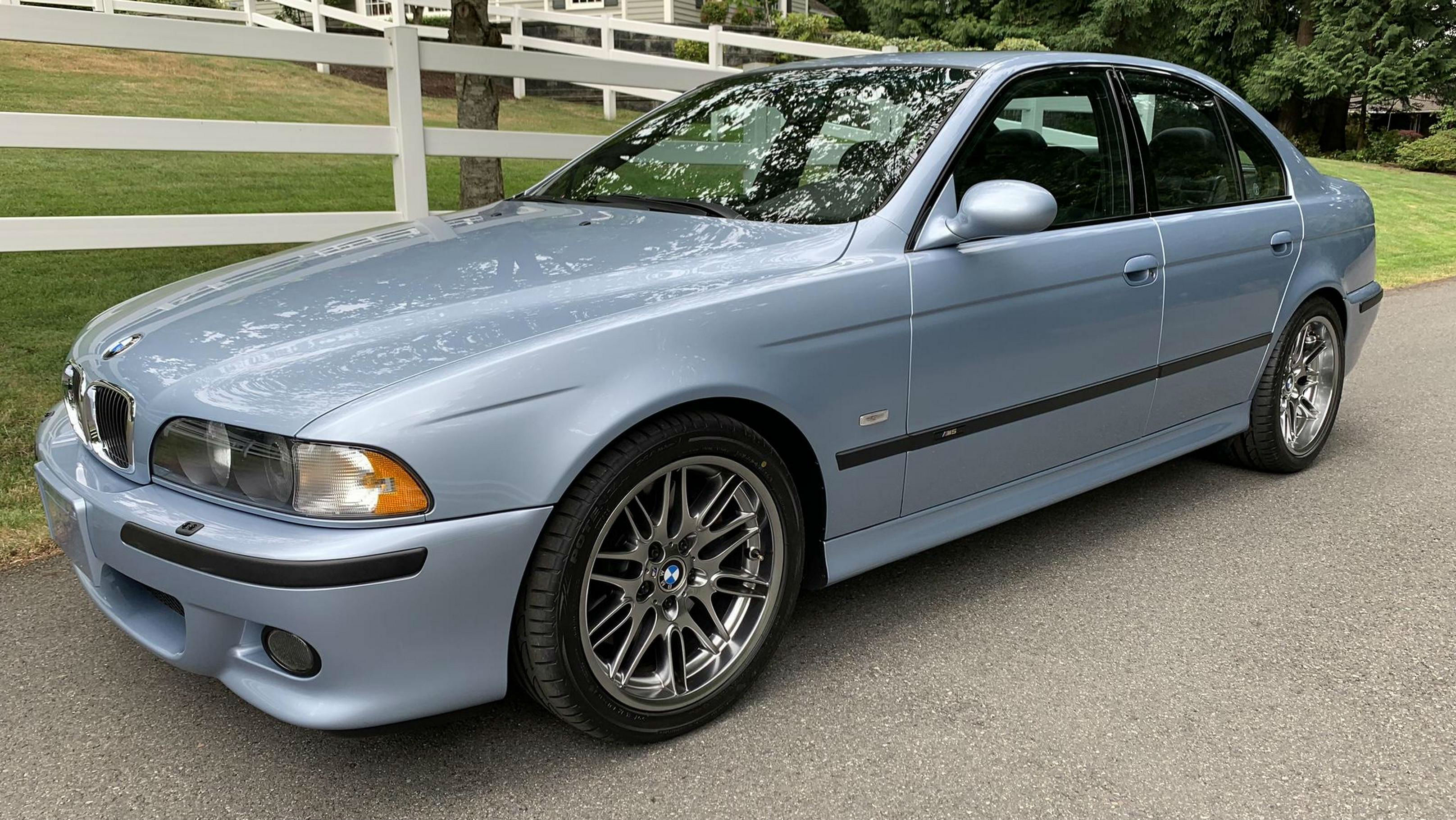 BMW E39 M5 >> This Nearly New 15k Mile E39 M5 Needs A New Home Wheels Ca