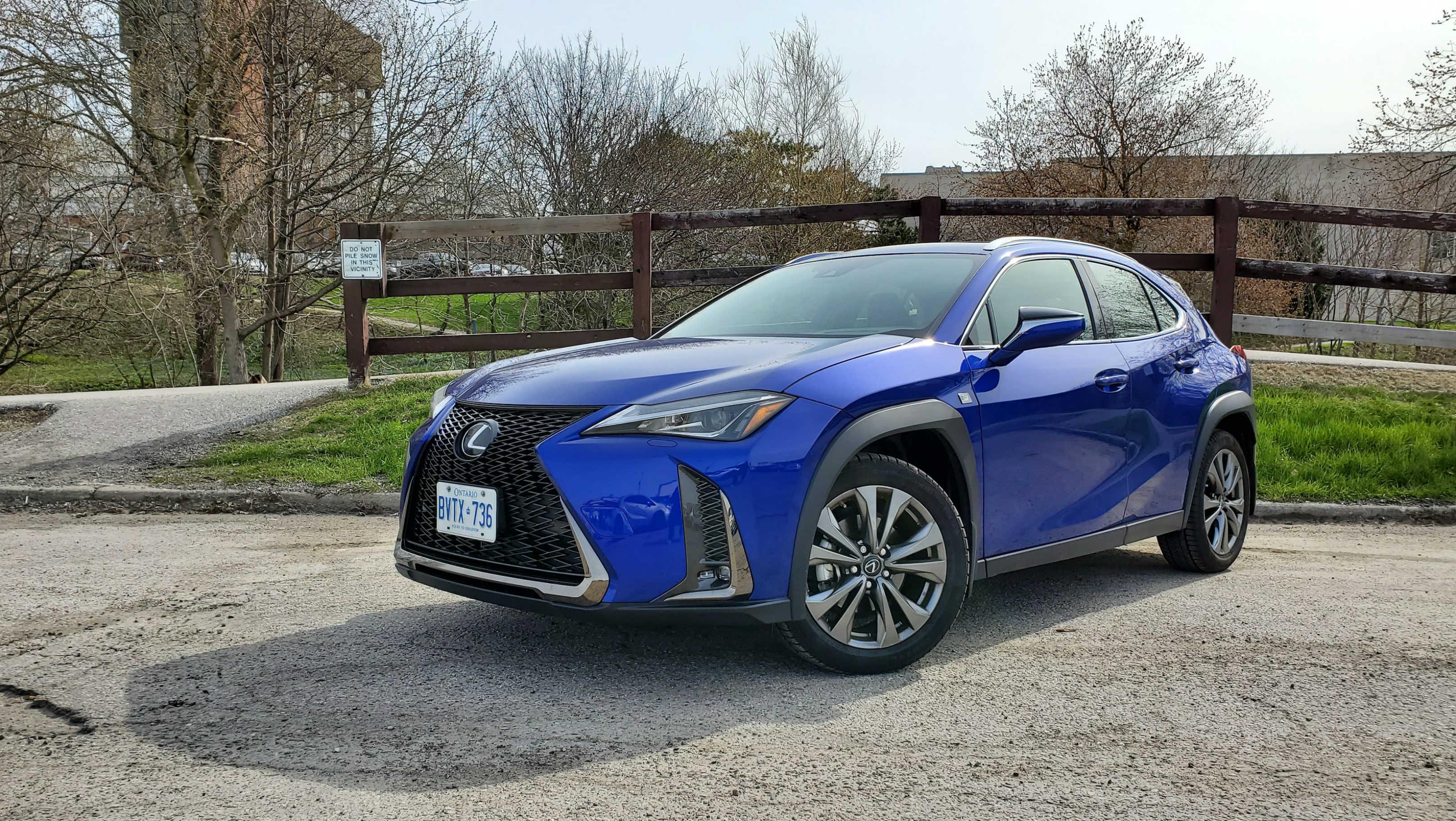 Review 2019 Lexus UX