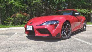 First Drive 2020 Toyota GR Supra