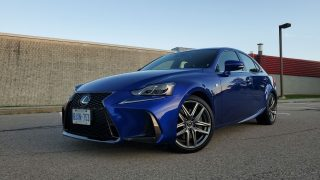 Review 2019 Lexus IS 350