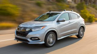 Buying Used Honda HR-V