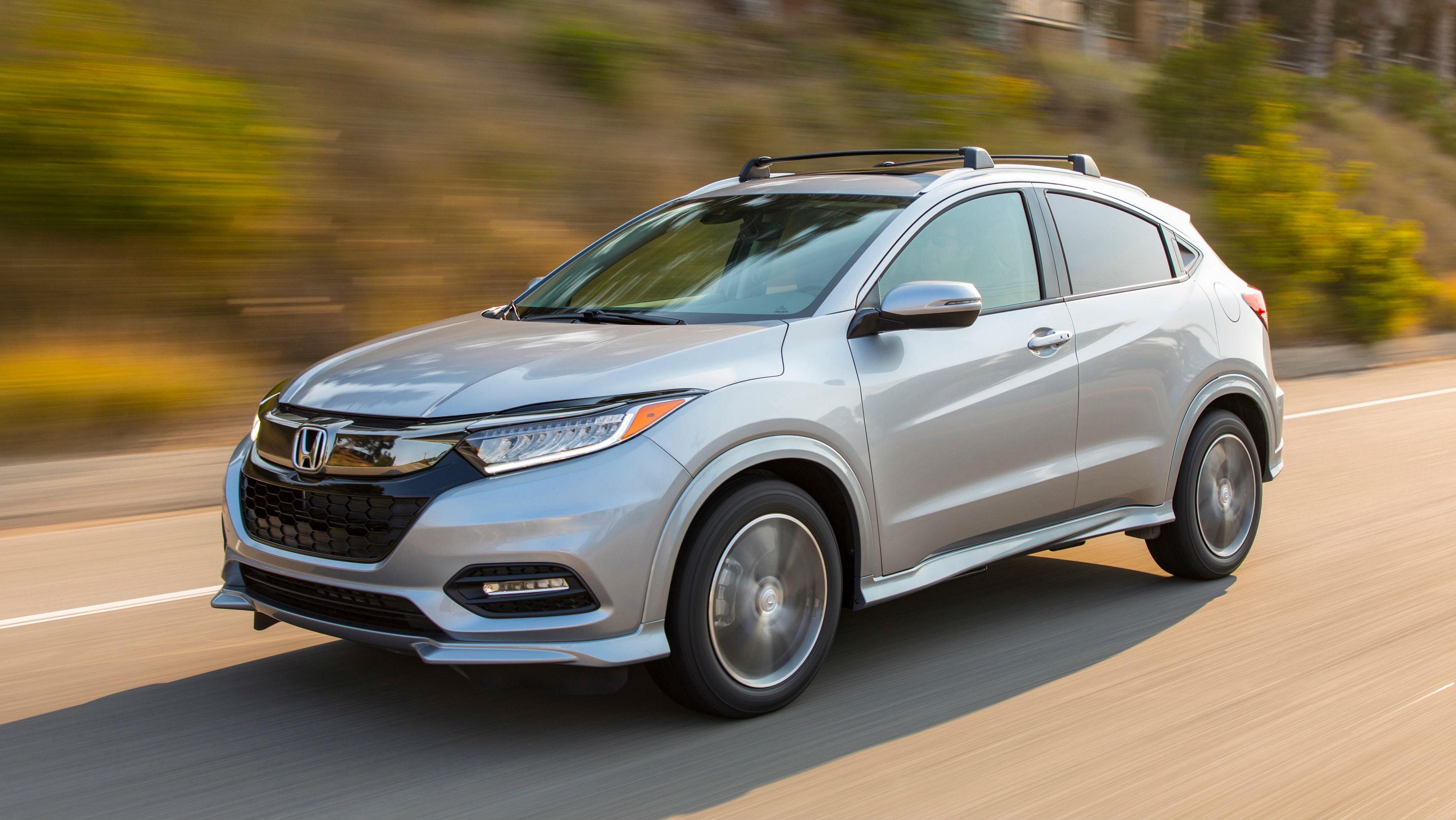 Buying Used Honda HR-V