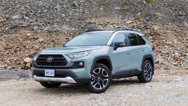 Review 2019 Toyota RAV4 Trail