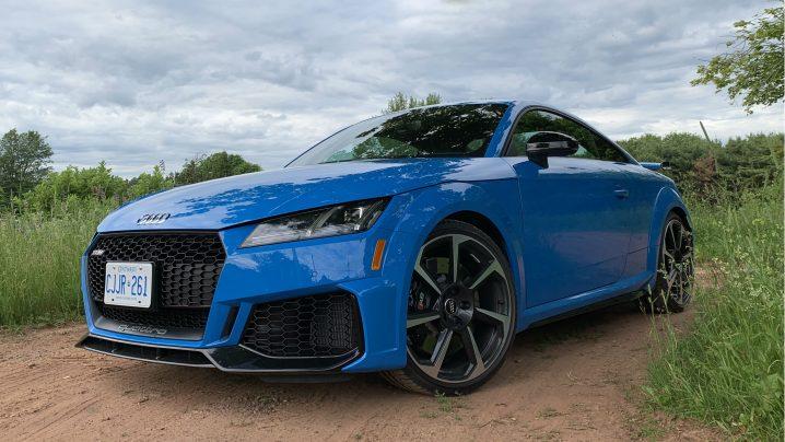 Review 2019 Audi TT RS