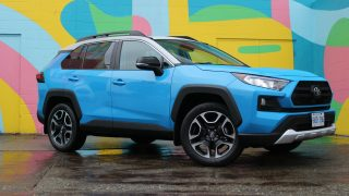 2019 Toyota RAV4 Trail Review