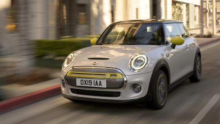 Mini Cooper SE Electric