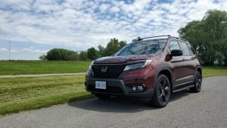 Review 2019 Honda Passport