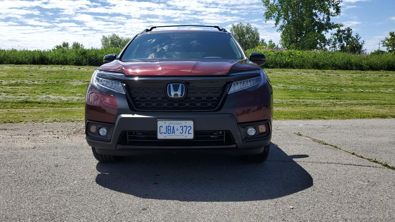 Review: 2019 Honda Passport Touring – WHEELS ca