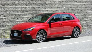 Review 2019 Hyundai Elantra GT N Line