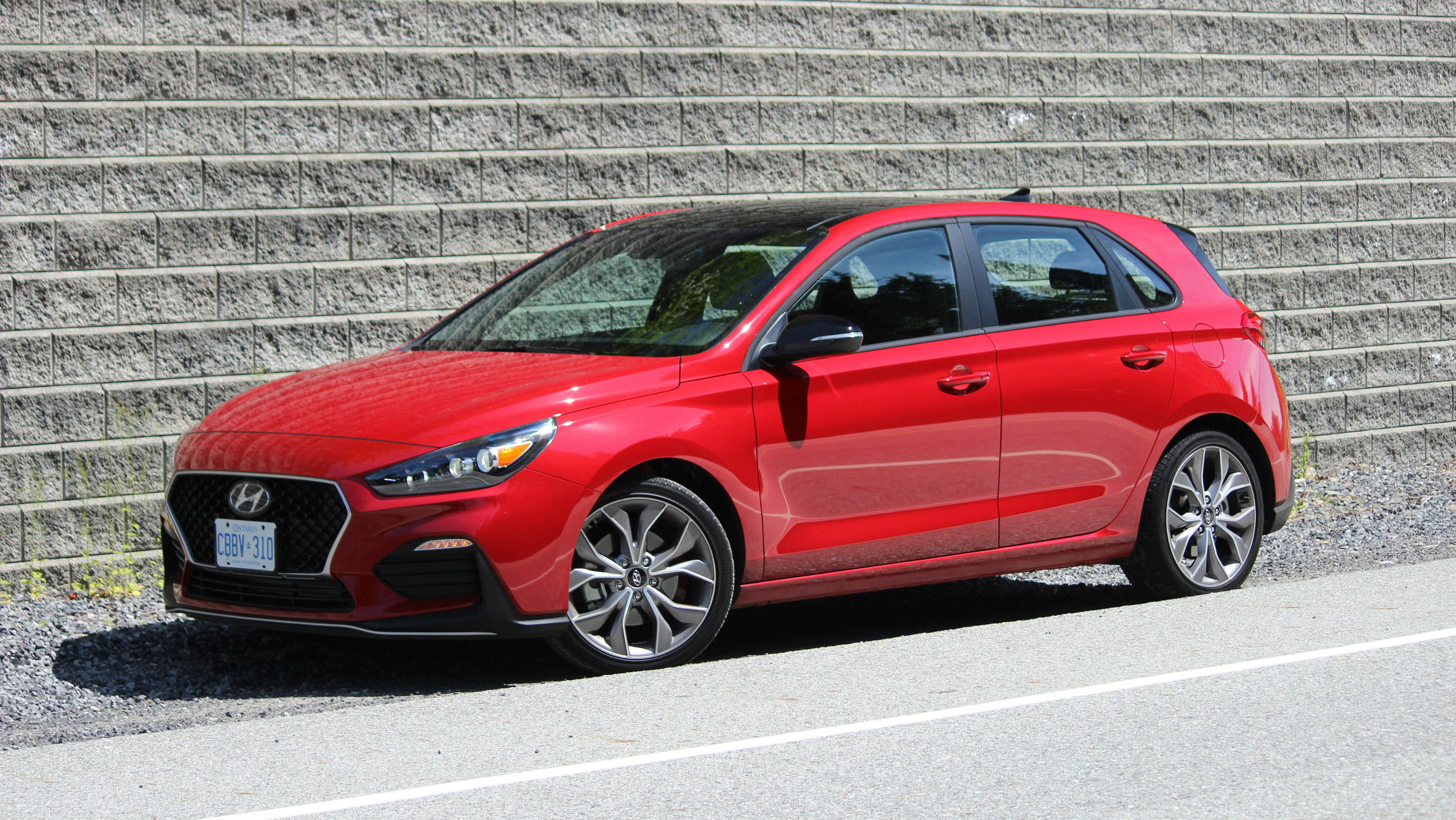Review: 2019 Hyundai Elantra GT N Line - WHEELS.ca