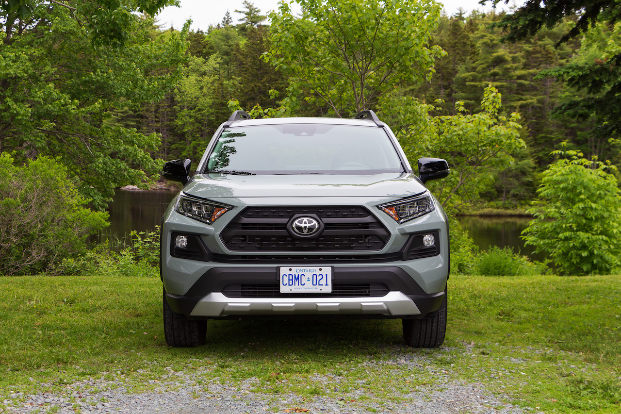 Review: 2019 Toyota RAV4 Trail – WHEELS ca