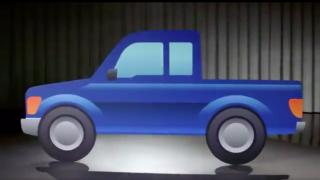 Pickup Truck Emoji