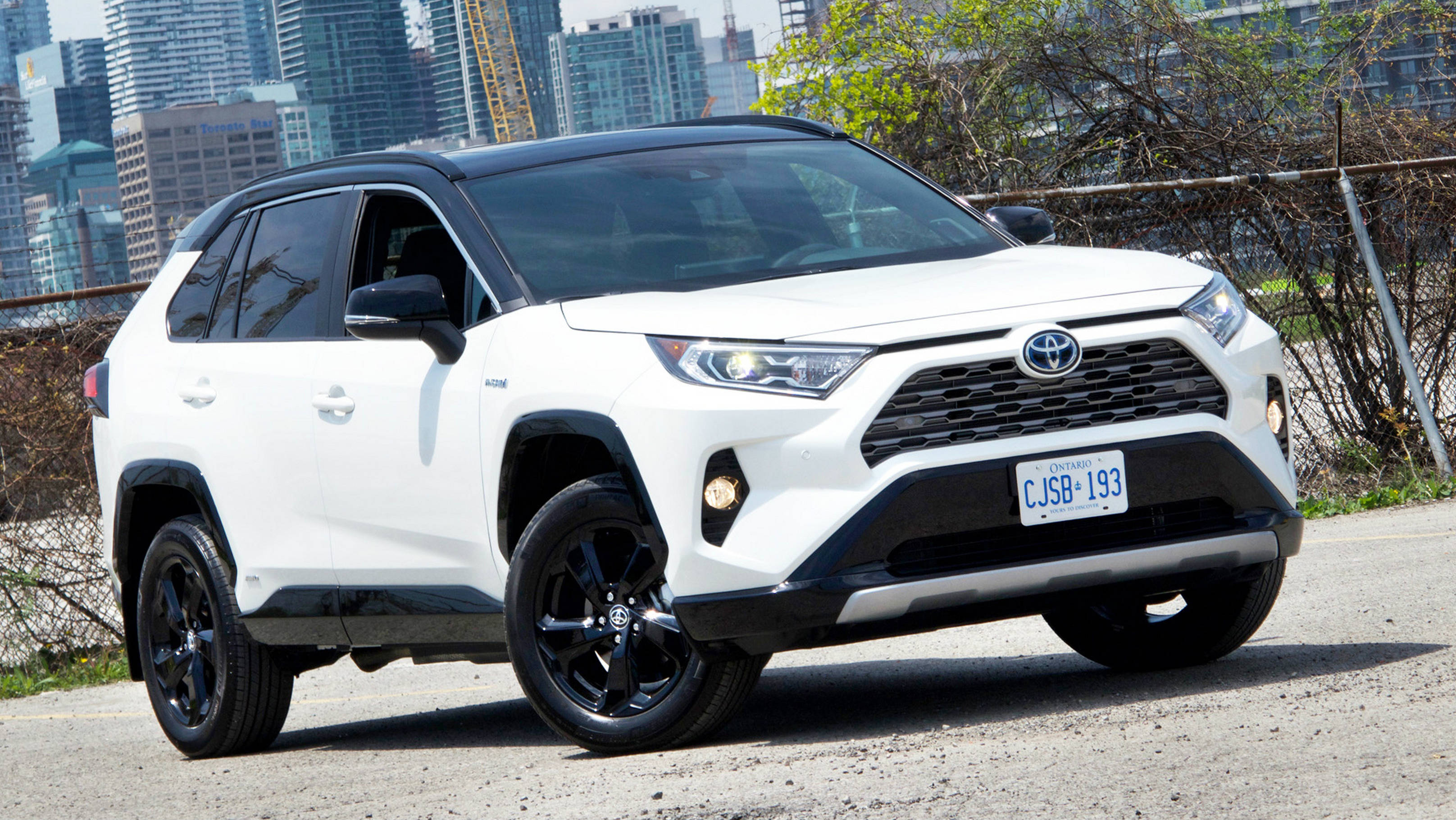 review  2019 toyota rav4 hybrid xse  u2013 wheels ca