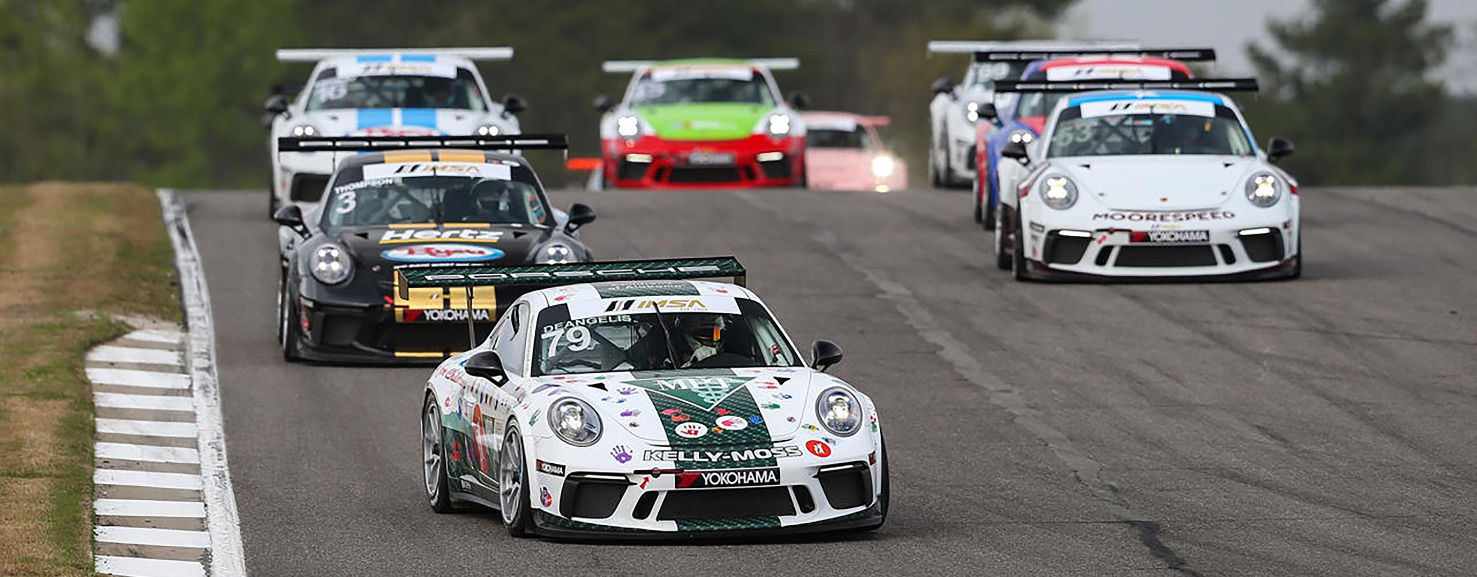 2019 Porsche GT3 Cup Challenge