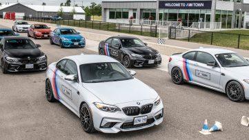 BMW M Festival at Canadian Tire Motorsport Park