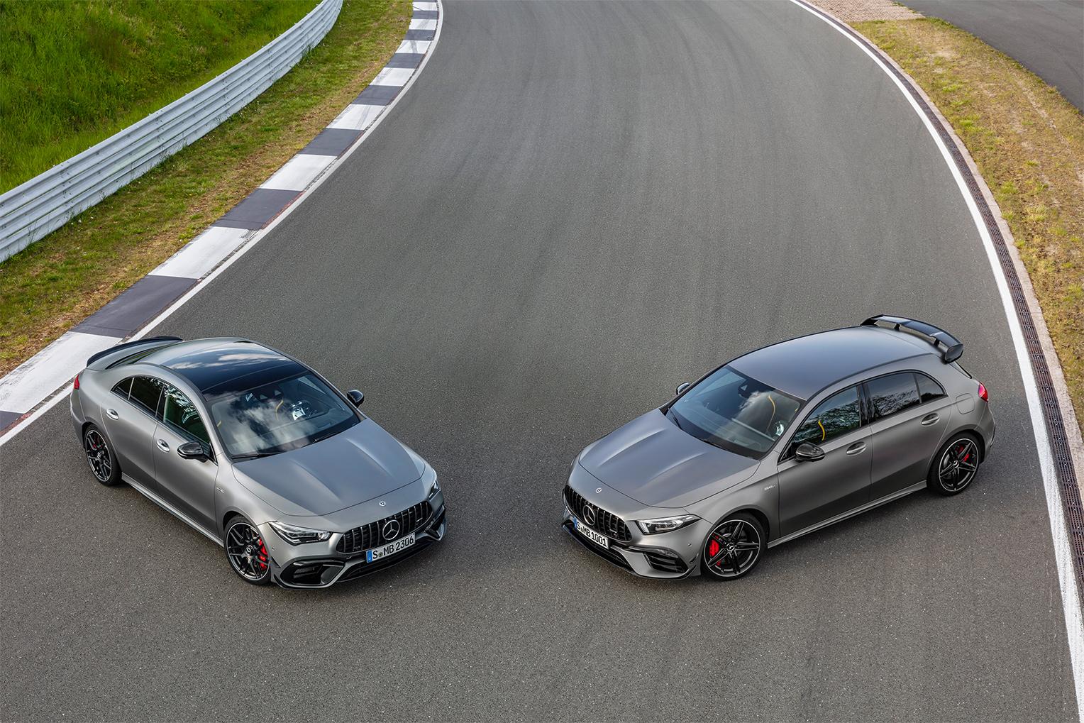 Mercedes-AMG A 45