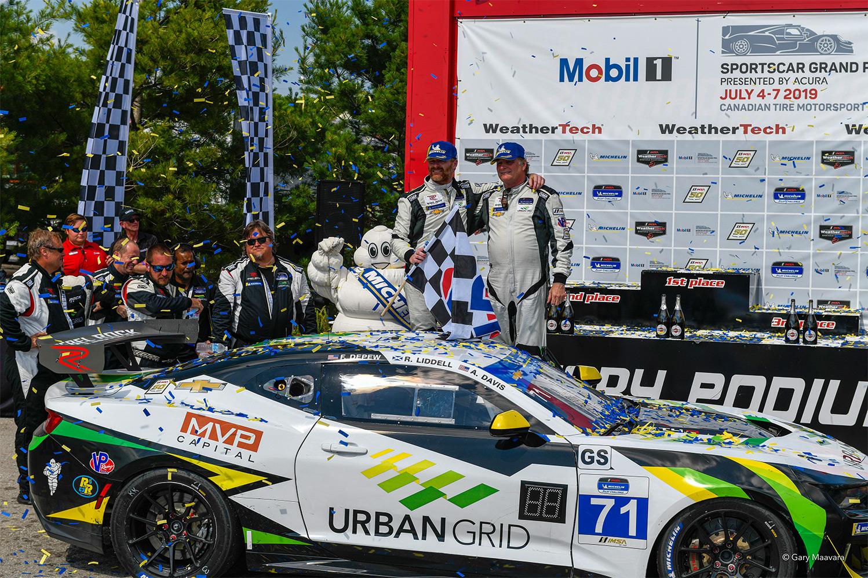 Michelin Pilot Challenge - Audi RS3