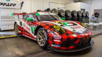Pfaff Motorsport Porsche 911