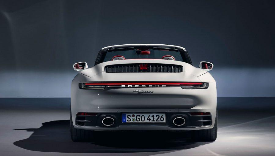 Porsche Carrera Base Model