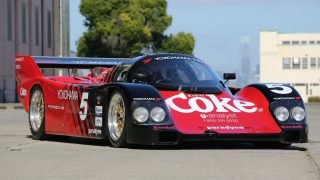 Porsche 962 Up for Auction