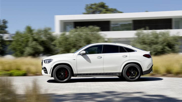 2020 Mercedes-AMG GLE 53 4MATIC+ Coupe