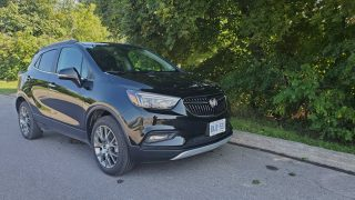 Review 2019 Buick Encore