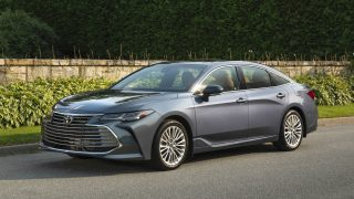 Toyota Prices 2020 Avalon