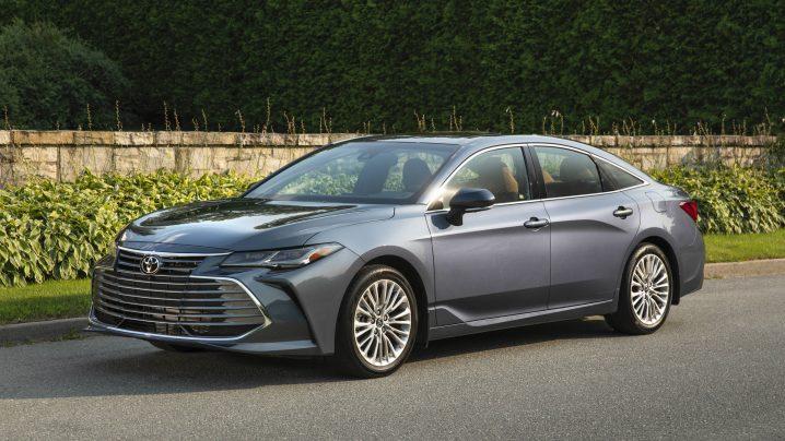 Toyota Prices 2020 Avalon