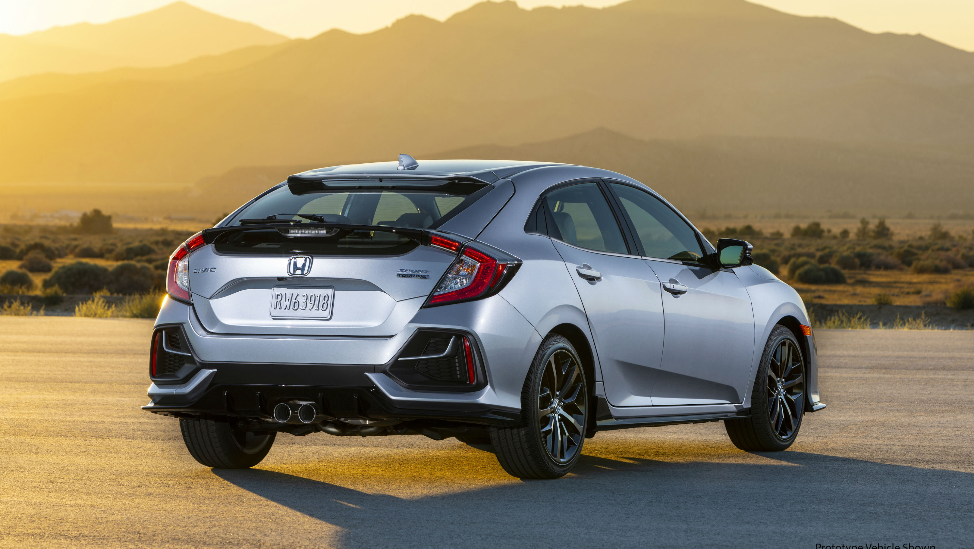 honda civic hatchback refreshed for 2020 - wheels.ca