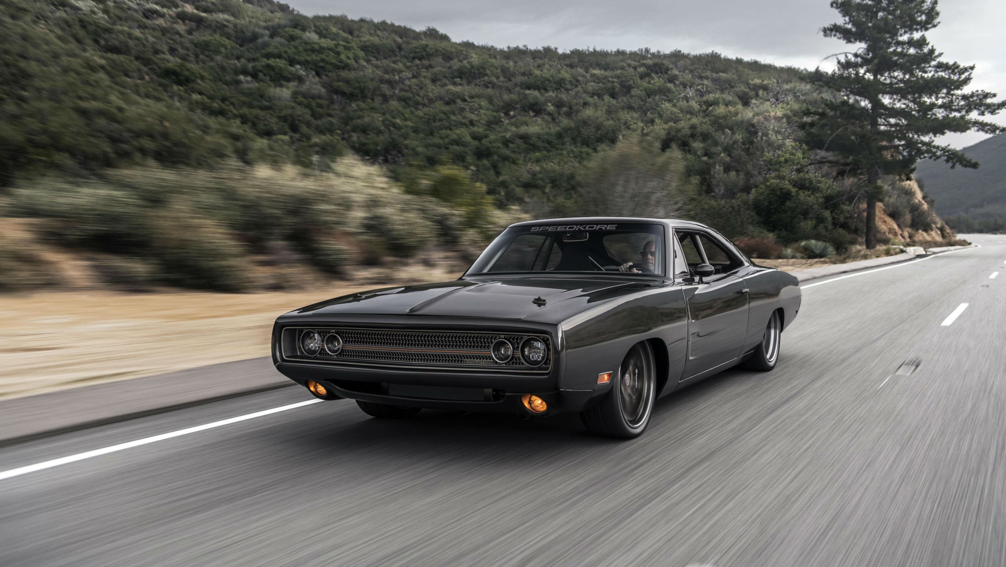 Speedkore All-Carbon Dodge Charger