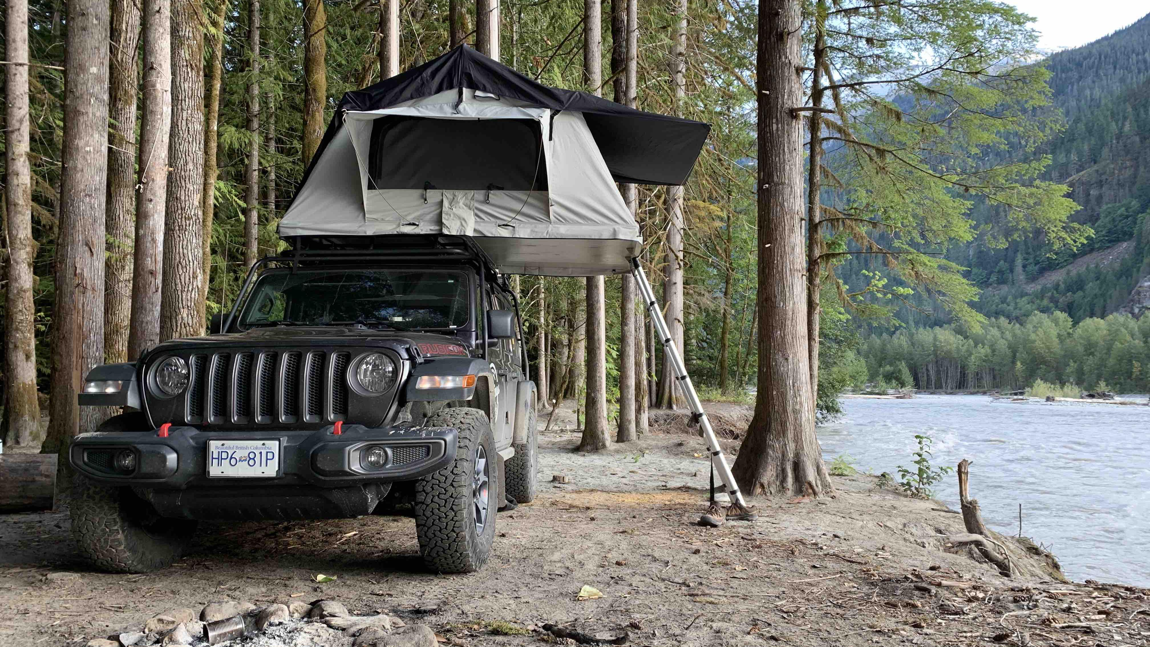 Hasting Overland Jeep Wrangler