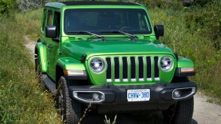 Review 2019 Jeep Wrangler Sahara