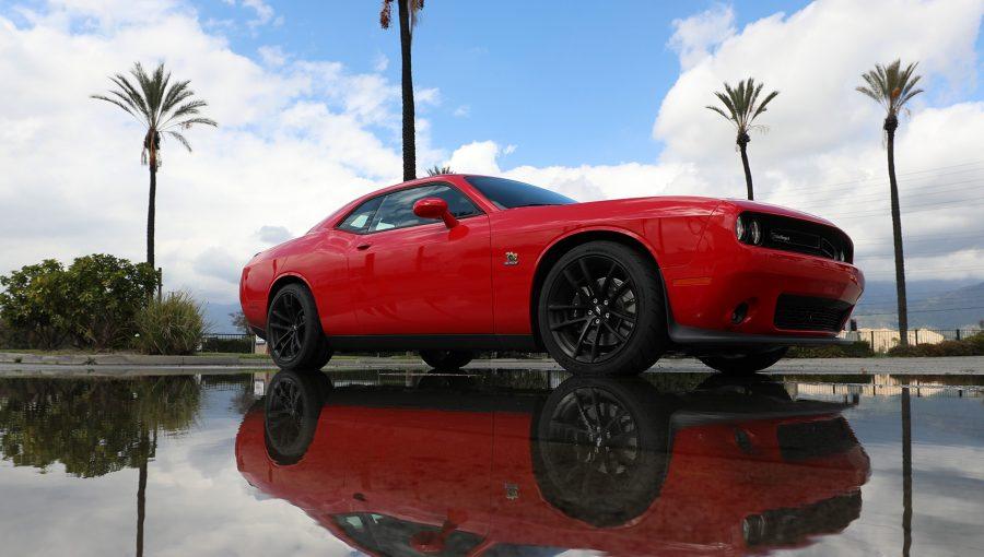2019 Dodge Challenger RT Scat Pack