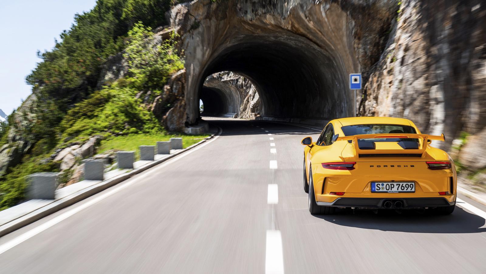 2019 Porsche 911 GT3 991