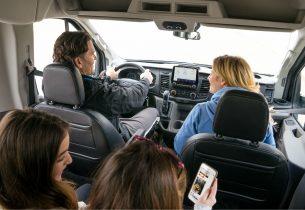 backseat driving