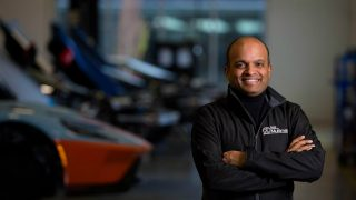 Multimatic President Raj Nair