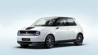 Honda e electric vehicle