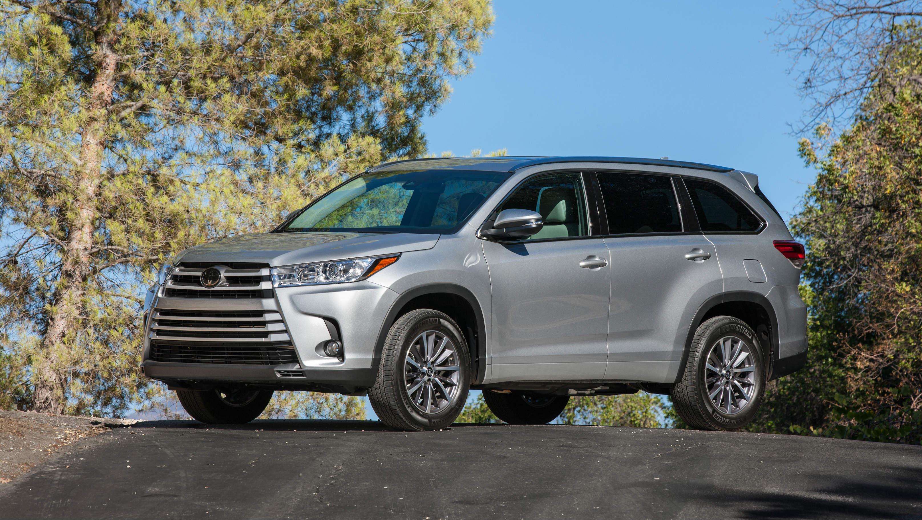 Buying Used: 2014-2019 Toyota Highlander – WHEELS ca