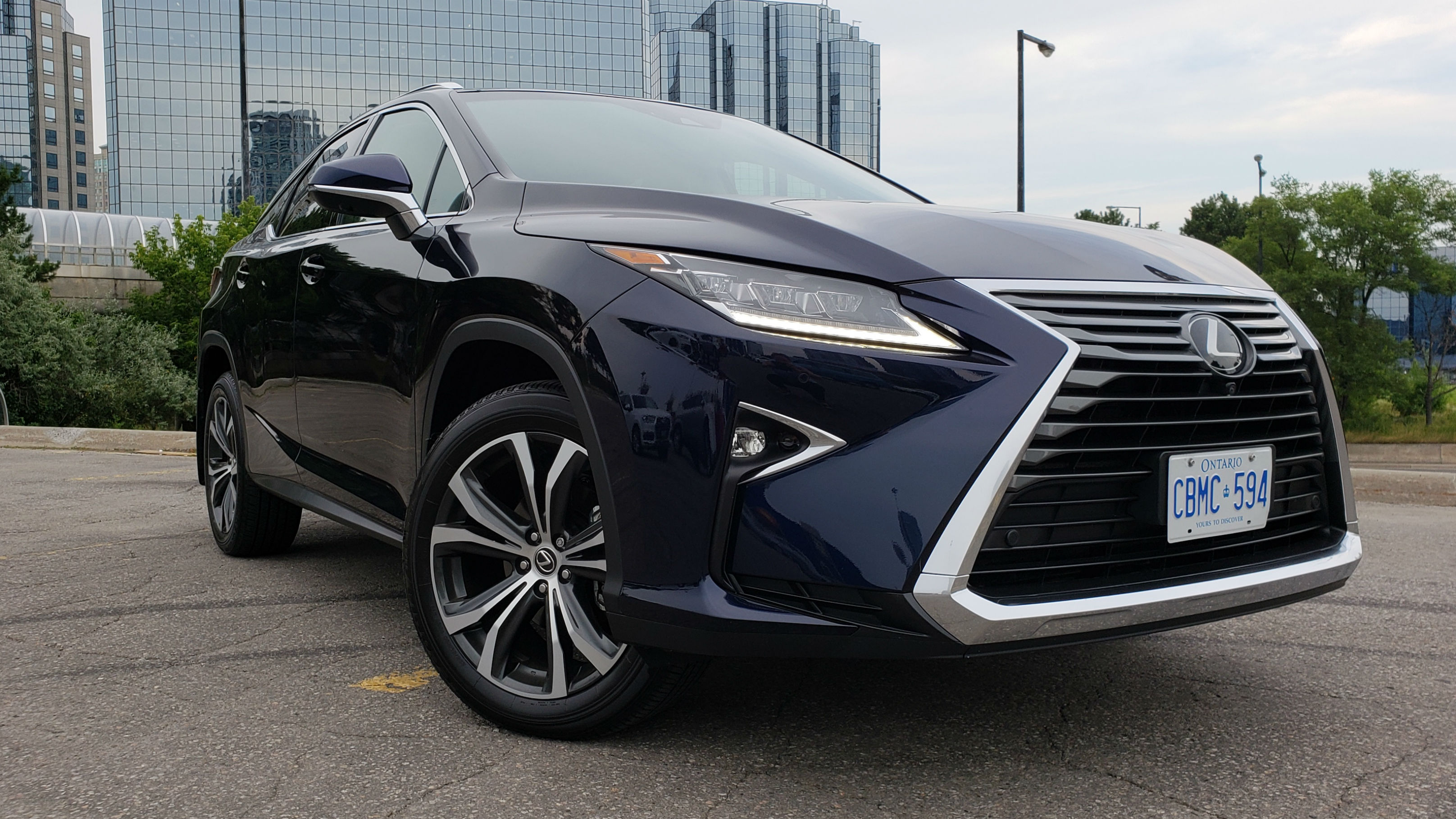 Review 2019 Lexus RX 350