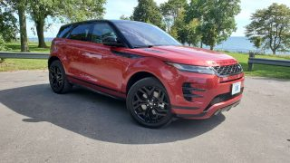 Review 2020 Evoque