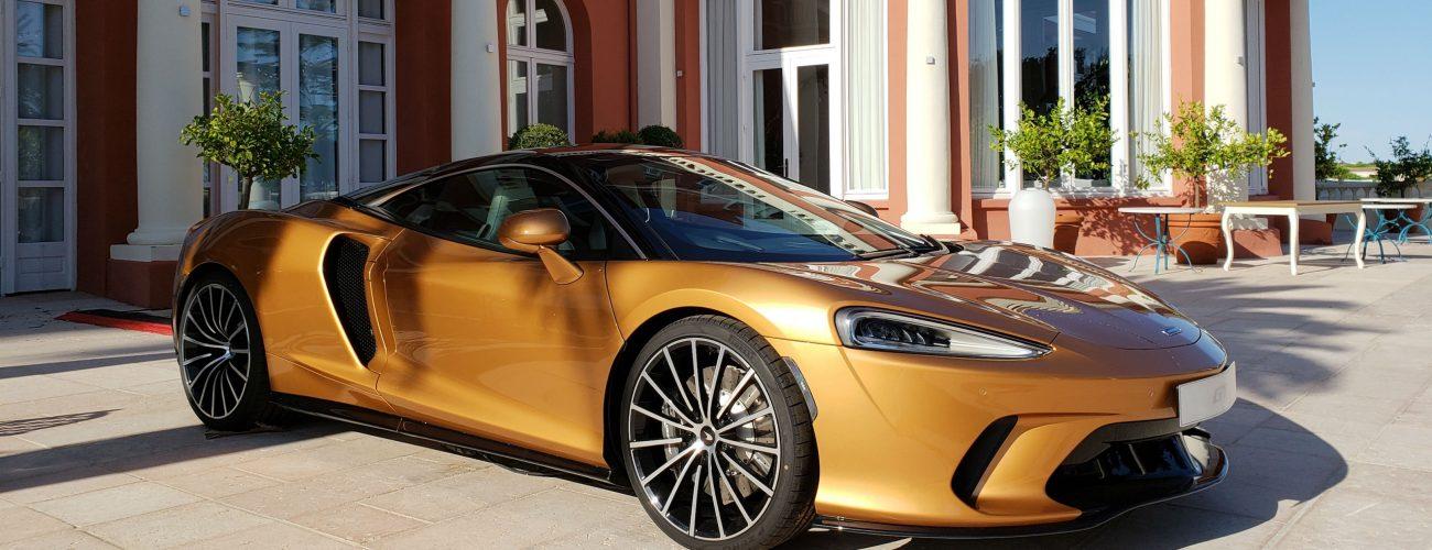 First Drive 2020 McLaren GT