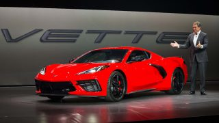 2020 mid engine c8 corvette