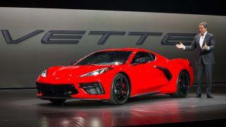 2020 mid engine c8 corvette