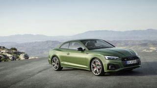 2020 Audi A5 gets a Subtle Facelift